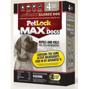 PetLock MAX for XLarge Dogs Over 55 Lbs.