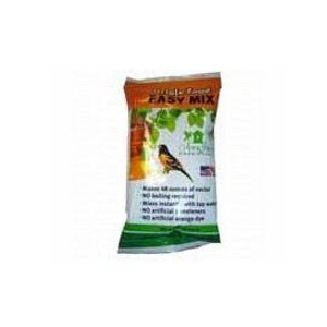 Orange Oriole Food Easy Mix