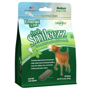 Fresh Smileezz Dog Dental Chews