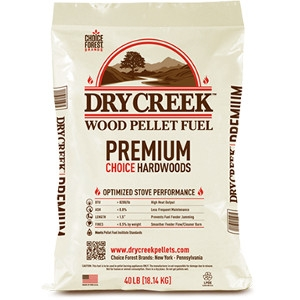 Dry Creek WOod Pellet Fuel