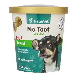 No Toot™ Gas Aid Soft Chew