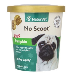 No Scoot® Soft Chew Plus Pumpkin