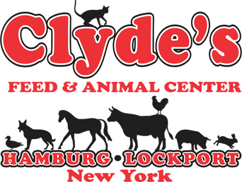 Clyde's Feed & Animal Center Logo