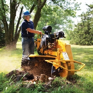 Vermeer SC292 Stump Cutter