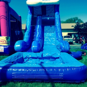 Tidal Wave Slide and Pool (2 Piece)