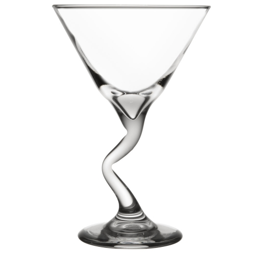 Glassware - Martini Glass, Z Stem