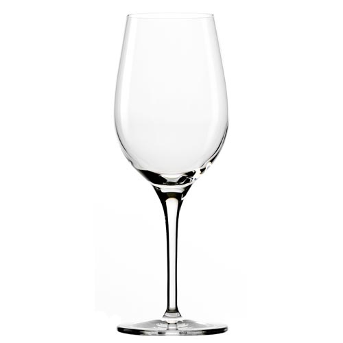 Glassware - 13 oz. Stolzle Universal Crystal White Wine Glass