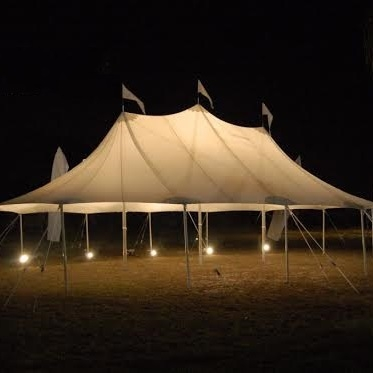 Aztec Sailcloth Tent & Home | Power Equipment Party Rental Equipment Rental | Chatfield ...