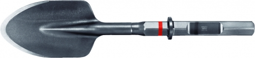 Clay Spade Chisel - H28
