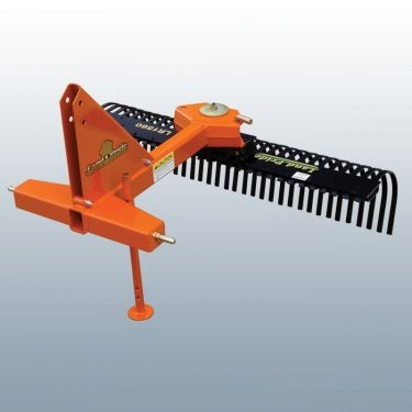 3-Point Tow Behind Tine Rake