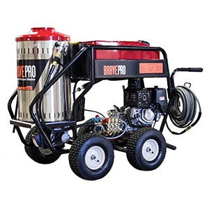 BravePro Hot Water Pressure Washer