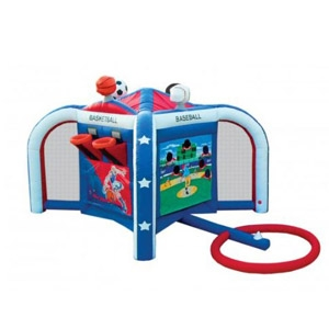e-Inflatables Sports Mania Inflatable Game