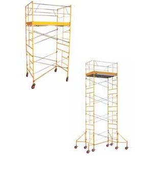 BilJax Rolling Tower Package - 7' Length