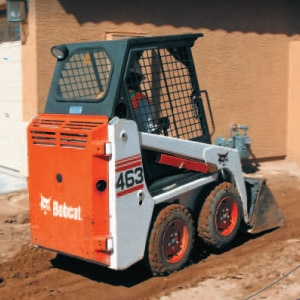 Bobcat® 463 Skid-Steer Loader
