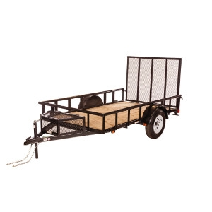 Carry-On Trailer Landscape Trailer 5.5x10GWPT