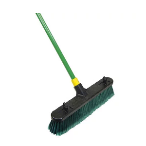 18 inch Multi-Surface Pushbroom: $9.67