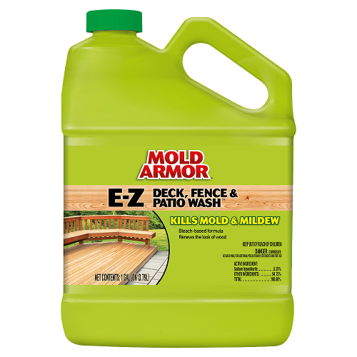 1 Gal. EZ Deck & Fence Wash