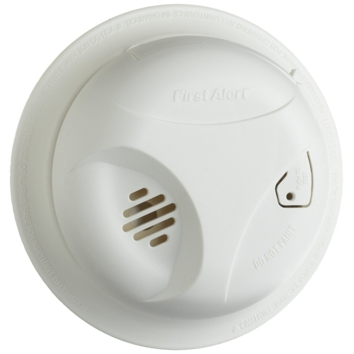 Battery Operated Ionization Smoke Alarm Special