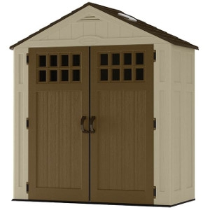 94 CU. FT. Everett 6 X 3 Storage Shed