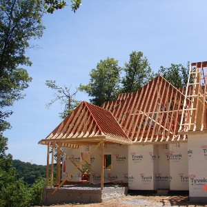 K&K Truss Roof Trusses