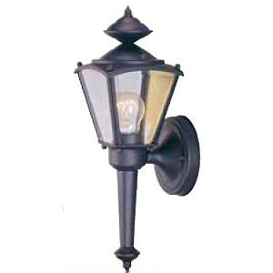 Wall Mount Coach Lantern: $14.39
