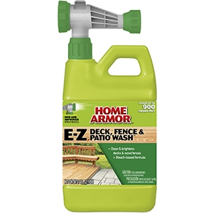 Home Armor 56 Oz. Deck & Fence Wash
