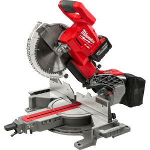 M18 FUEL™ Dual Bevel Sliding Compound Miter Saw Kit