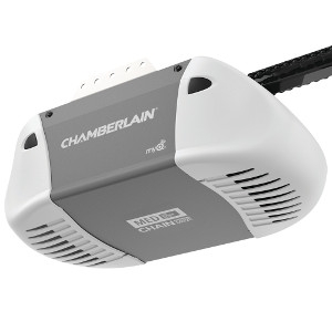 Durable Chain Drive Garage Door Opener with MED Lifting Power