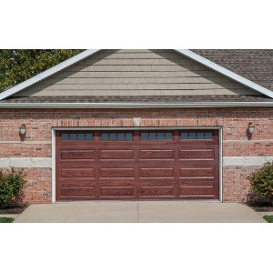 Accents Woodtones Garage Door