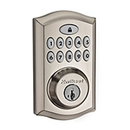 Smartcode Dead Bolt Keypad Satin Nickel