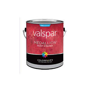 Valspar Medallion Exterior Satin Paint