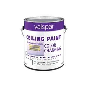 Color Changing Ceiling Paint