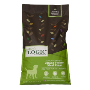 Nature's Logic Canine Dry Kibble Turkey
