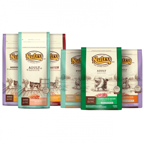 Nutro Natural Choice Pet Foods