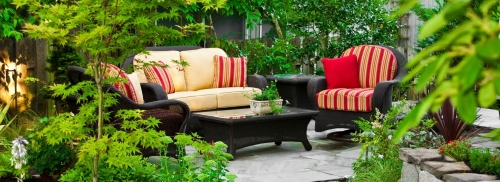The Best in Outdoor Living!