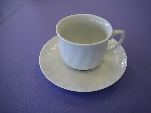 White Saucer for Tea/Coffee Cups