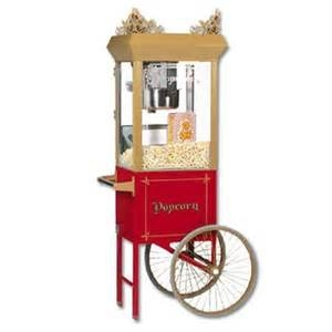 Gold Medal 6oz Popcorn Machine With Cart