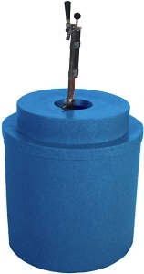 Insulated Keg Container