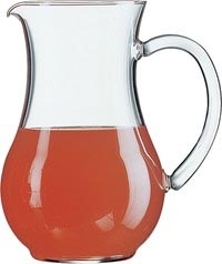 Glass Pitcher 44oz Capacity