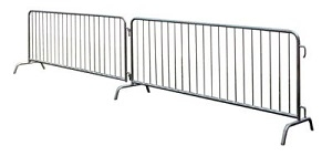 Crowd Control Fence