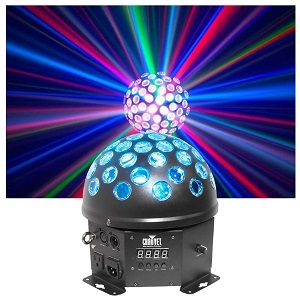 Hemisphere LED Party Light