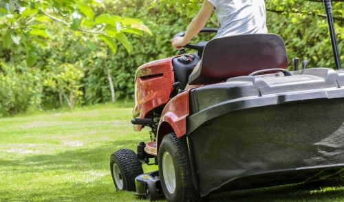 Think Spring! Getting Your Lawn In Shape