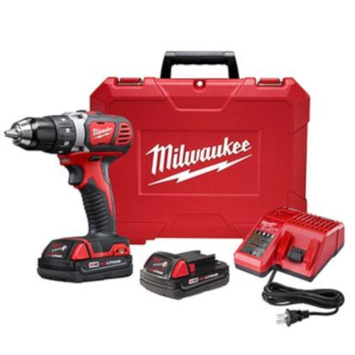 Milwaukee Model 2606-22C 1/2