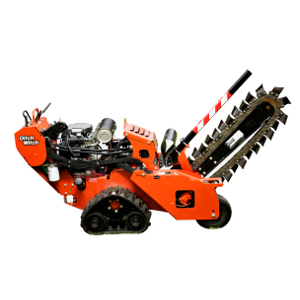Ditch Witch RT16 Walk Behind Trencher