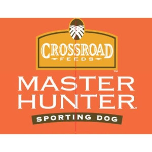 Crossroad Master Hunter Dog Food - Hi Energy 24:20