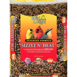 Wild Delight® Sizzle N' Heat Bird Feed