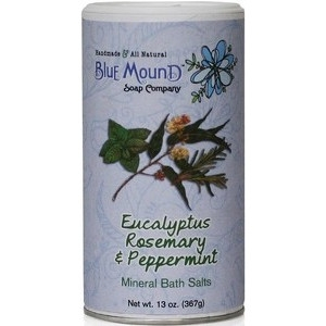 Eucalyptus, Rosemary & Peppermind Aromatheraphy Mineral Bath Salts