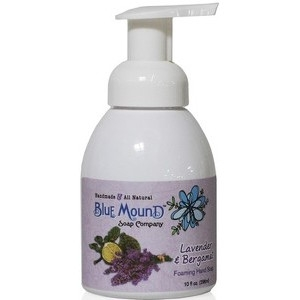 Lavender Bergamot All Natural Foaming Hand Soap