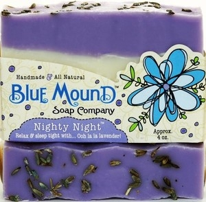 Nighty Night Handmade Bar Soap