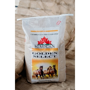 Semican Golden Select Crimped Oats
